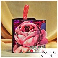 Романтичная и женственная открытка Больше открыток здесь: https://vk.com/otkryitki_juju https://www.facebook.com/jujumagiccards Ju-Ju - открытки, которые приносят счастье!